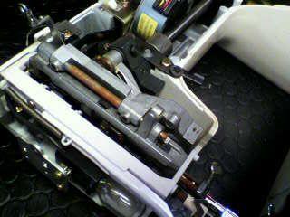 SINGER修理|Nui-COM DX 5550|針棒