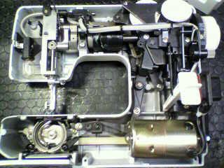 RICCARミシン修理|RX-20|分解