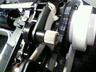 RICCARミシン修理|RX-20|縫い目長さ調節ダイヤル