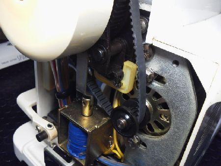 JUKI職業用修理|SPUR90|モーター