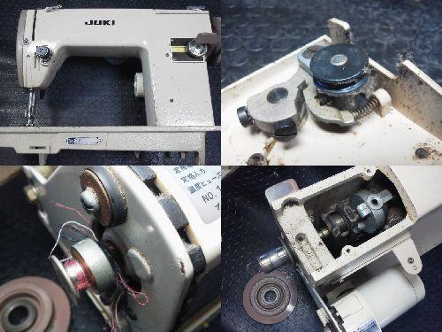 JUKIミシン修理|TL-72