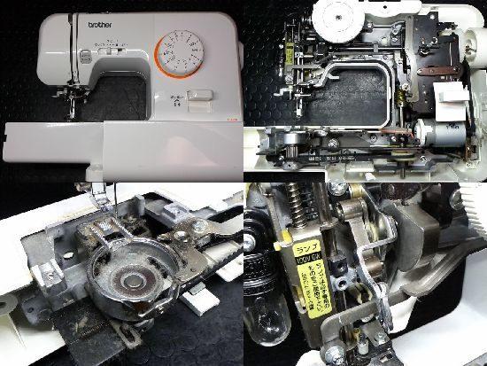 ミシン修理/ブラザー/EL115