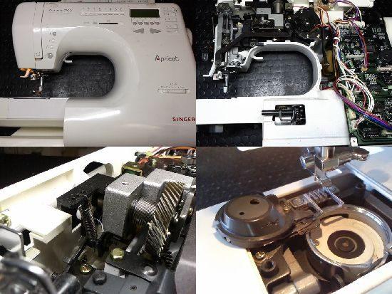 Apricot9700/SINGER/ミシン修理