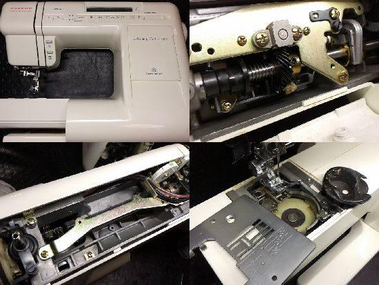 メモリークラフト5100/ミシン修理