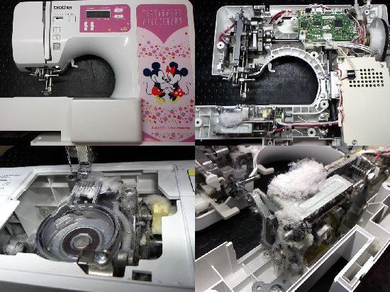 CPV74/A4100-MM/ミシン修理