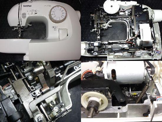 ブラザーEL127/PS-15e/ミシン修理