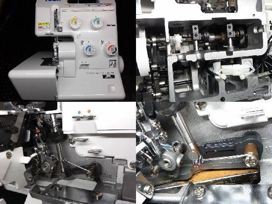 RS-20/JUKIミシン修理