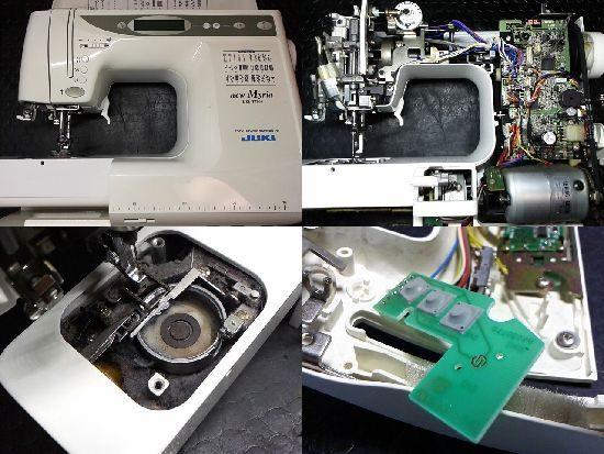 HZL-T7100/newMyria/JUKIミシン修理