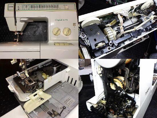 ZZ3-B759/ブラザーミシン修理
