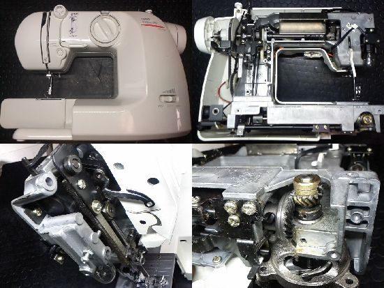 山崎範夫のミシン修理/AG-002