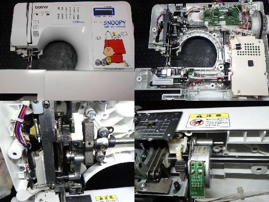 CPV72/SENSIA100SN/Brother/ミシン修理