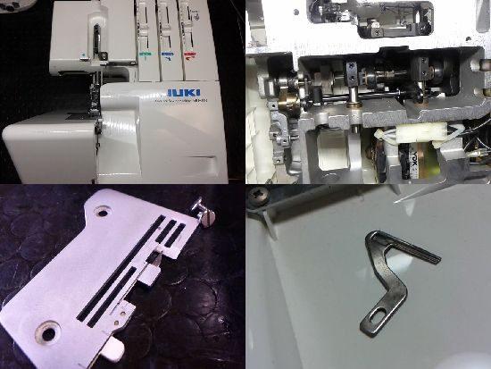 MO-113/JUKIミシン修理