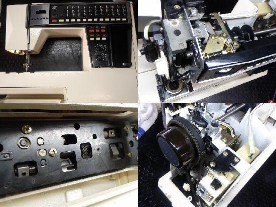 memoria5002/ジャノメ/ミシン修理