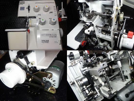 ベビーロックミシン修理/BL4-828DF