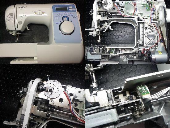 ブラザーミシン修理/CPV03