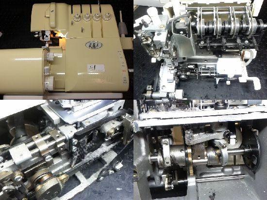ベビーロックミシン修理/衣縫人BL515