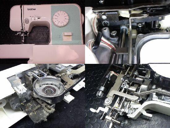 ミシン修理/EL117