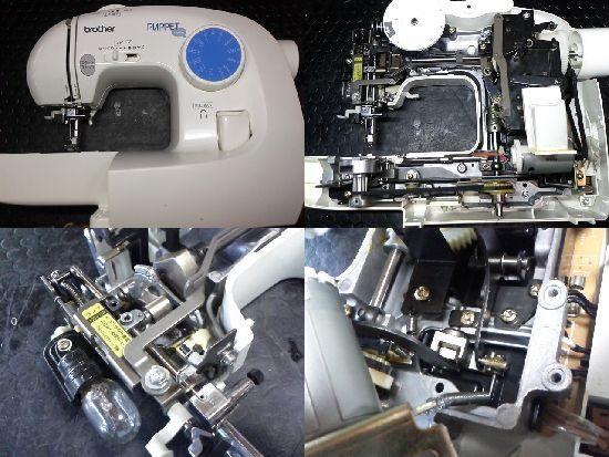 ミシン修理/EL125