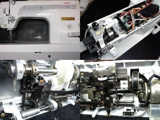 ミシン修理/HS-80