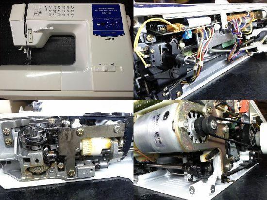 ミシン修理/HZL-7800