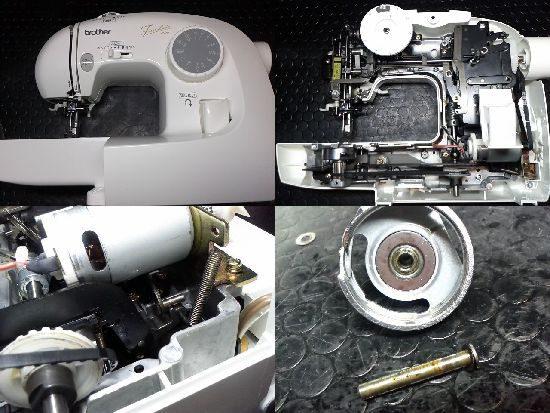 EL125/ブラザー/ミシン修理