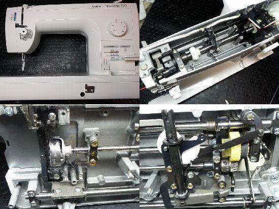 ブラザーヌーベル100のミシン修理
