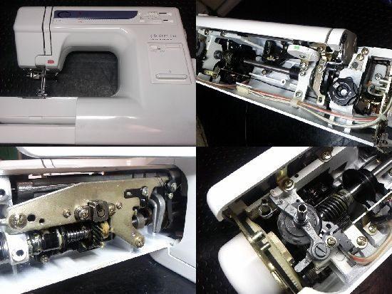 Plaire900/janome/ミシン修理