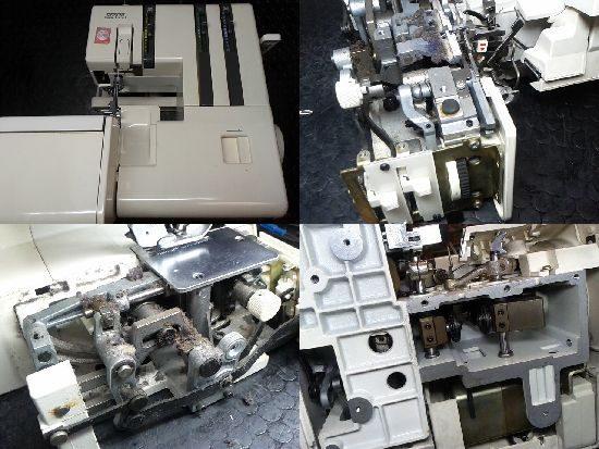ブラザーTE4-B730のミシン修理