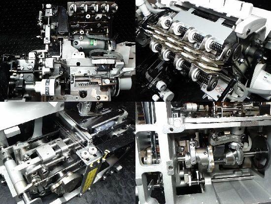 糸取物語BL660FEXのミシン修理