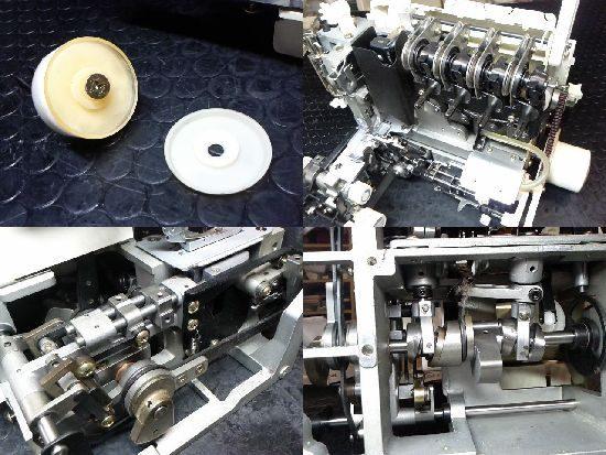 衣縫人のミシン修理