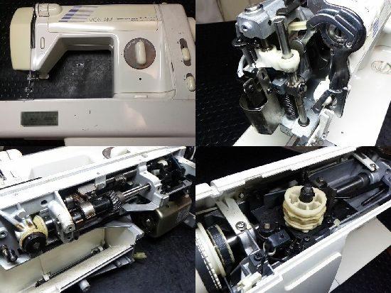 シンガーモナミ1781のミシン修理