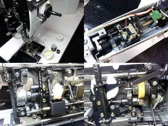 Brotherヌーベル300のミシン修理