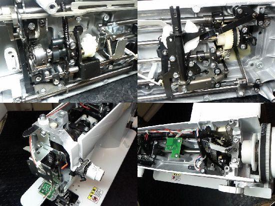 ブラザーヌーベルプロTAT7603のミシン修理