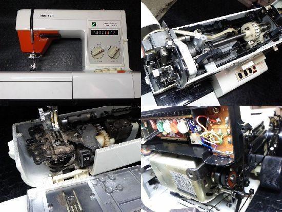 ブラザーZZ3-B727のミシン修理