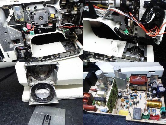 RCM1230ベルニナミシン修理
