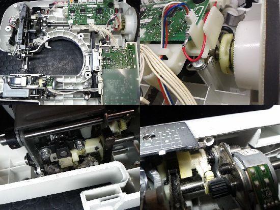 ブラザーMS201のミシン修理