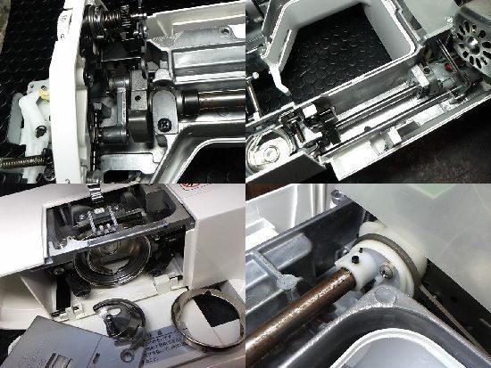JAGUARミシンKC-200の修理