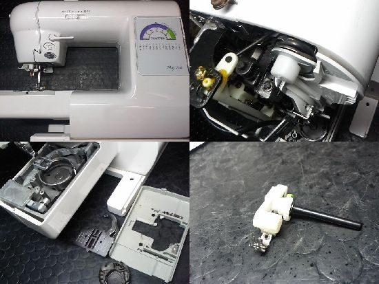 トヨタTM780のミシン修理