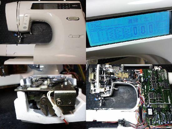 BrotherミシンZZ3-B897の修理
