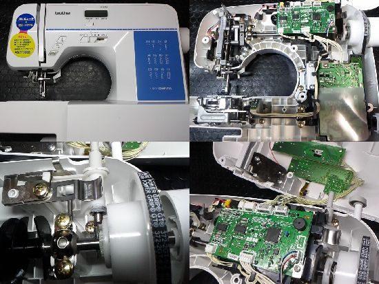 BrotherミシンNS101の修理