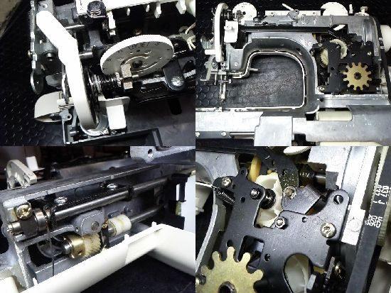 ブラザーZZ3-B544のミシン修理