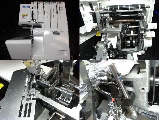 JUKIロックミシンMO-114Dのミシン修理