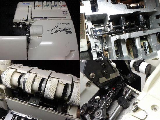 JUKI Collection MO-344Dのミシン修理