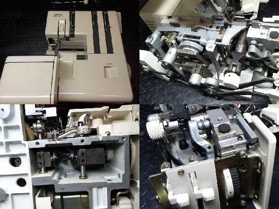Brotherホームロック2TE4-B730のミシン修理