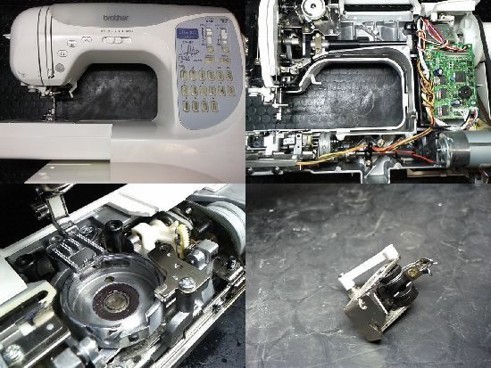 Brother CPS52のミシン修理