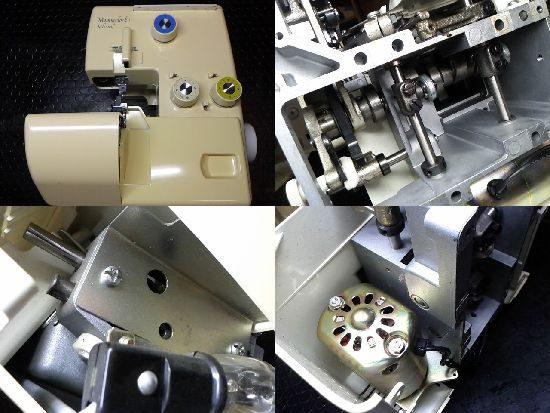 美馬精機MamyLock ML-1013のミシン修理