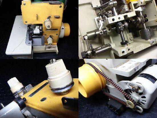 マミーロックML-302のミシン修理
