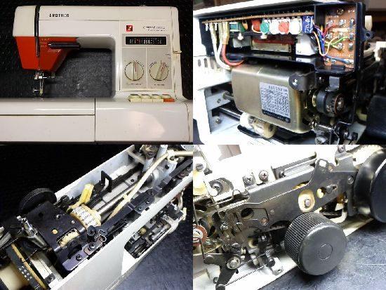 ブラザーZZ3-B728のミシン修理
