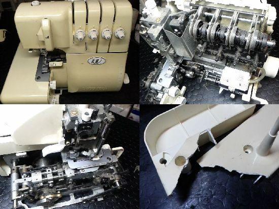 babylock衣縫人のミシン修理