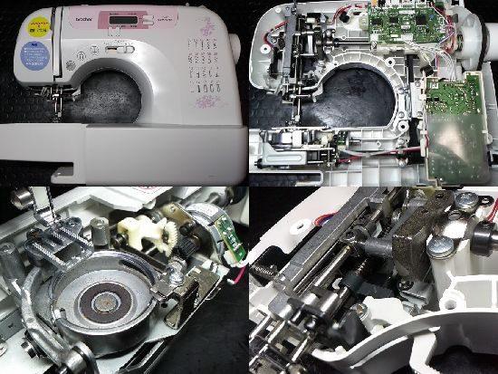 Brother CPS42のミシン修理